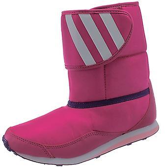 アディダス Seneo Snowstripes K F38854 普遍的な冬子供靴