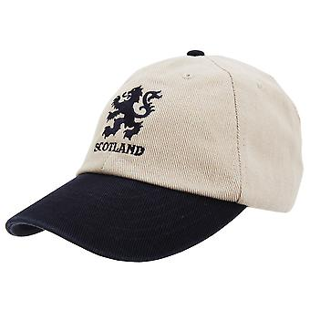Scotland Baseball Cap With Adjustable Strap