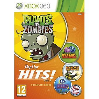Pop Cap Hits Volume 2 (Xbox 360) - Fabrik versiegelt