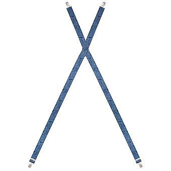 LLOYD hängslen herr hängslen marinblå/7145