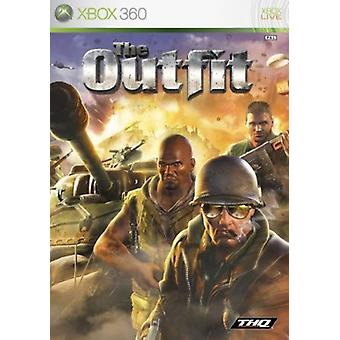 The Outfit Xbox 360 Game