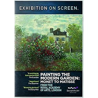 Various Artists - Exhibition on Screen: Painting the Modern Garden [DVD] USA import
