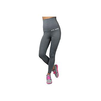 GymHero Leggins  PUSHUP-GREY Womens leggings