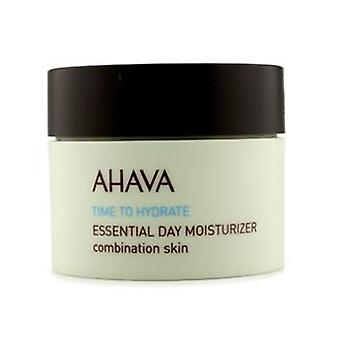 Ahava Time To Hydrate Essential Day Moisturizer (combination Skin) - 50ml/1.7oz