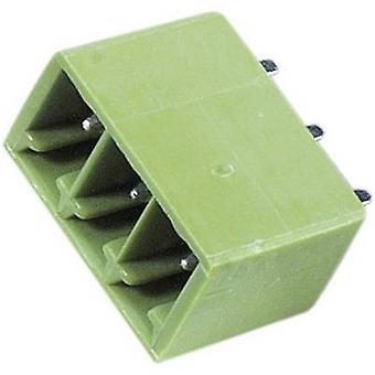 Cabina de Pin pad - Número Total de PCB STL (Z) 1550 de espaciamiento de pernos 5 contacto: 3,81 mm 51550055125F 1 PC