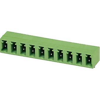 Phoenix Contact Pin låda - PCB MC totalt antal stift 4 kontakt avstånd: 5,08 mm 1836202 1 dator