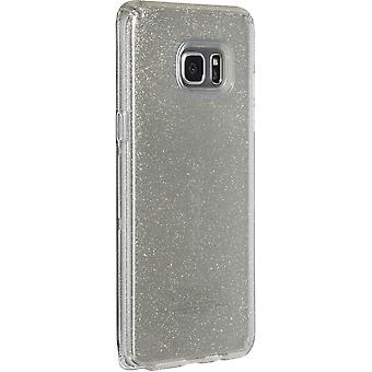Speck CandyShell Clear Case for SamsunG Galaxy Note 7 - Clear/Gold Glitter