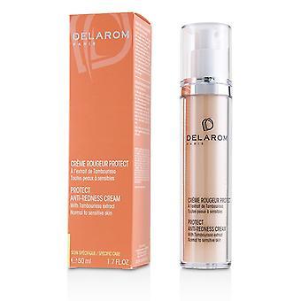 Delarom Protect Anti-redness Cream - Normal To Sensitive Skin - 50ml/1.7oz