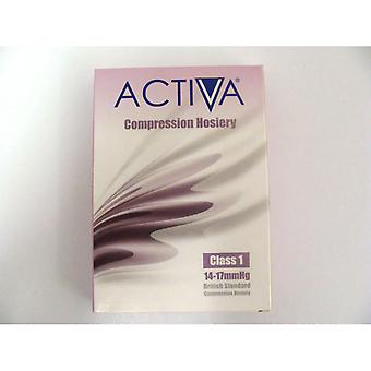 Activa compressão collants Collants Cl1 estoque coxa querida 259-0347 Med