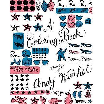 En målarbok - ritningar av Andy Warhol av Andy Warhol - 97805002929