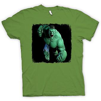 Frauen T-Shirt - Incredible Hulk - Faust