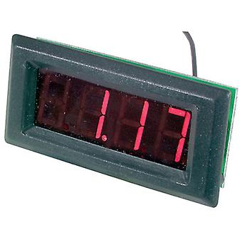 TechBrands Low-Cost-LCD 3,5 stellige Panelmeter