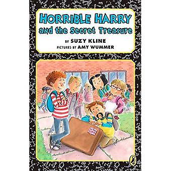 Fryktelig Harry og hemmelige skatten (fryktelig Harry