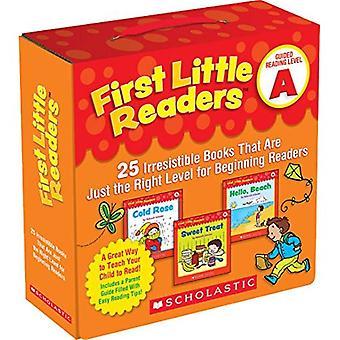 Premiers lecteurs peu: Lecture A: niveau guidée 25 livres irrésistibles qui sont juste le droit de niveau pour les débutants lecteurs