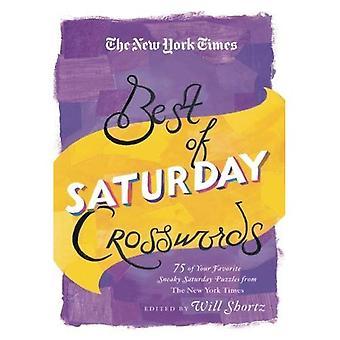 Den New York Times bästa av lördag korsord: 75 i din favorit lömska lördag pussel från New York...