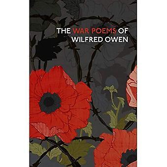 De oorlog gedichten van Wilfred Owen