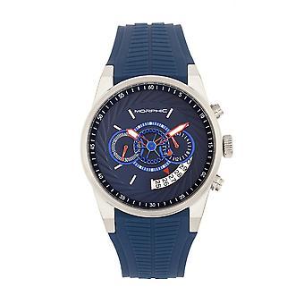 Morphic M72 Series Strap Watch - Blue
