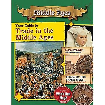 Opas kaupan keskiajalla (kohde: keskiajalla)