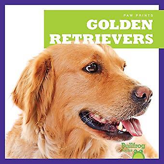 Golden Retrievers (Paw Prints)