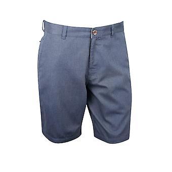 RVCA Mens VA Sport margtransplantasjon IV Casual Shorts - Denim-blå