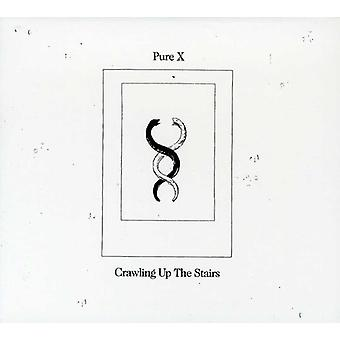 Pure X - Crawling Up the Stairs [CD] USA import