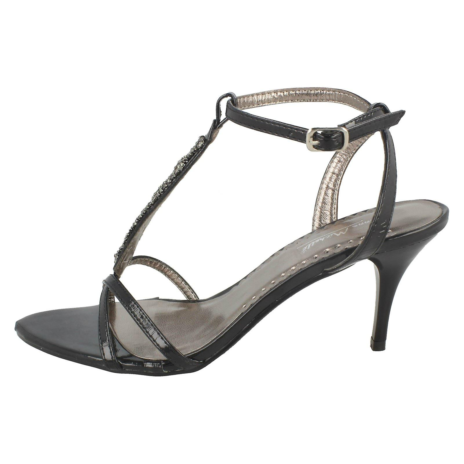 Ladies Anne Michelle Strappy Heels