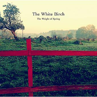White Birch - Weight of Spring [CD] USA import
