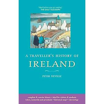 Traveller's History of Ireland (3rd Revised edition) by Peter R. Nevi