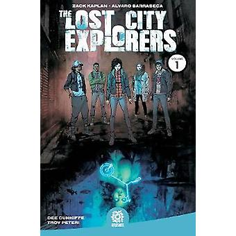 The Lost City Explorers - Vol 1 by Zack Kaplan - 9781949028027 Book