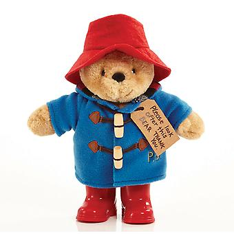 Paddington Bear met laarzen & geborduurde jas (medium)