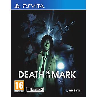 Death Mark PlayStation PS Vita-peli