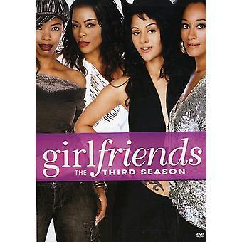Flickvänner - flickvänner: Säsong 3 [DVD] USA import