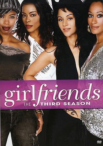 Girlfriends - Girlfriends: Season 3 [DVD] USA import