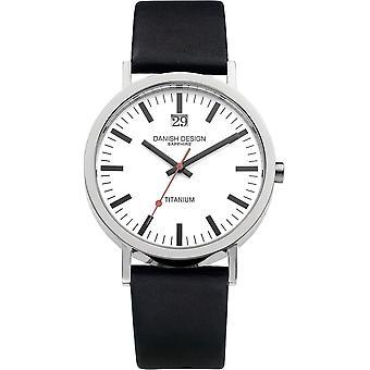 Tanskan design IQ12Q877 Mens Watch