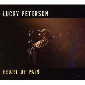 Lucky Peterson - Heart of Pain [CD] USA import