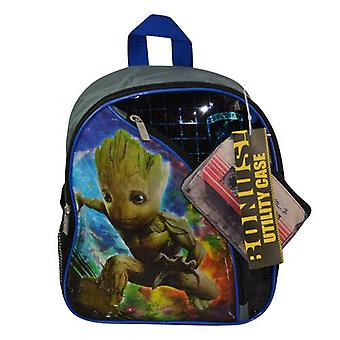 Mini Backpack - Guardians of the Galaxy - The Groot 12