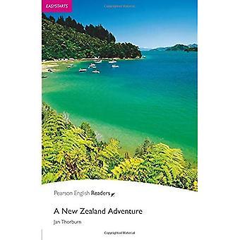 En New Zealand Adventure: Easystarts (pingvin Longman pingvin læsere)
