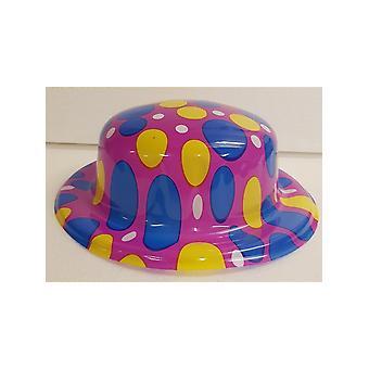 Grote cirkel Bowler hoed