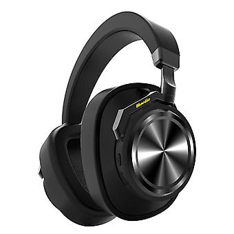 Bluedio T6 Bluetooth 5,0 ANC hoofdtelefoon zwart