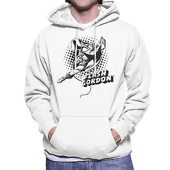 Flash Gordon Rope Swing Men's Hooded Sweatshirt