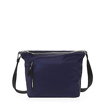 Mandarin Duck Hunter Crossneck Blue Woman Shoulder Bag (Eclipse) 34x25x11
