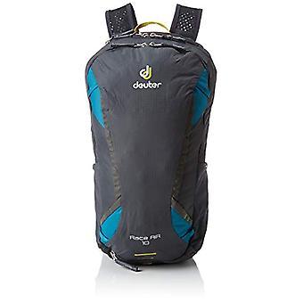 Deuter Race Air - Unisex Adult Backpacks - Grey (Graphite/Petrol) - 24x36x45 cm (W x H L)