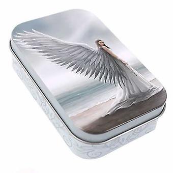 Angel Spirit Guide Metal Tin