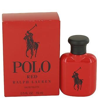 Polo red eau de toilette von ralph lauren 536066 15 ml