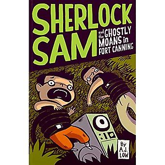 Sherlock Sam and the Ghostly Moans in Fort Canning: Book Two