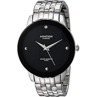 Armitron Clock Man Ref. 20/4952BKSV