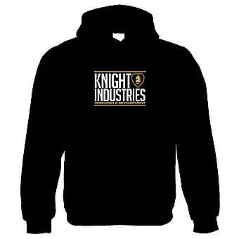 Knight Industries Knight Rider inspiriert, Hoodie TV & Film Geschenk ihm ihren Geburtstag