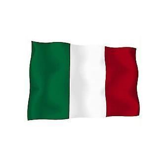 Tarra tarra lippu Italia Italian Moto auton liima-vinyyli