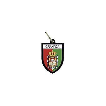Door Cles Keys Cle Flag Collection City Blason Grenada Granada Spain
