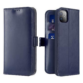 Dux Ducis Kado iPhone 11 Wallet Case Wallet Case Blue